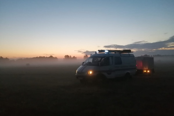Спасатели до утра искали пропавшего грибника