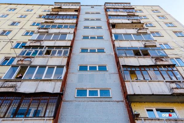В доме 150 квартир