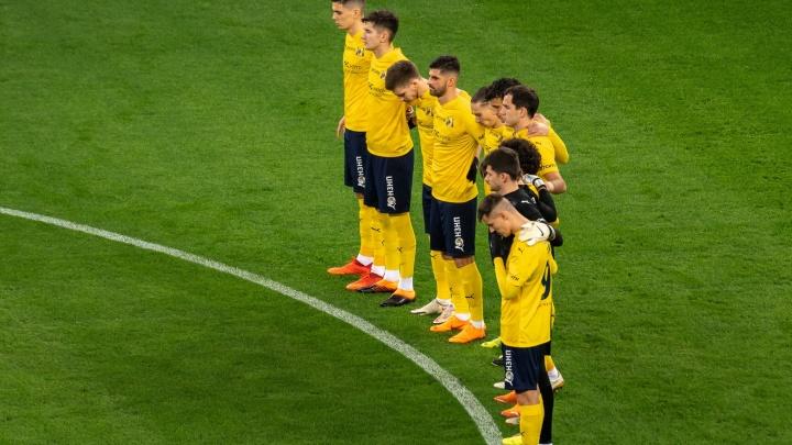 Матчи 17-го тура РПЛ начнутся с минуты молчания в память о Викторе Понедельнике