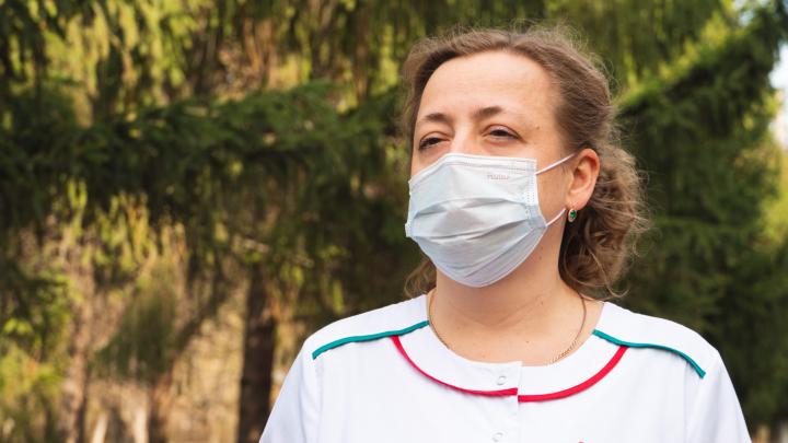 Главврач омской больницы, где лечат ковидную пневмонию: «С каждым днём пациенты молодеют»