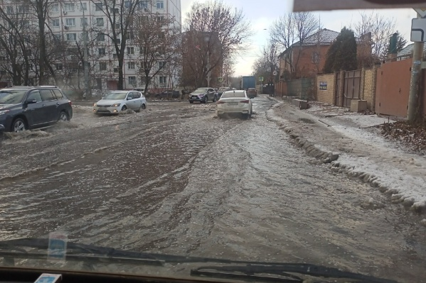Так сейчас выглядит улица Туполева