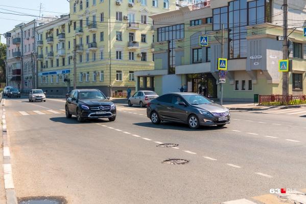 Движение будет закрыто наМаксима Горького (от Венцека до Вилоновской)