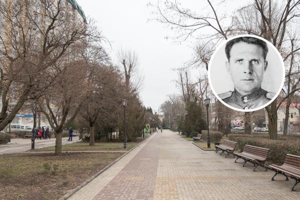Памятник Петру Прядко установят в центре города к маю