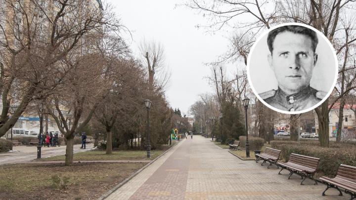 В Ростове с подачи ФСБ поставят памятник контрразведчику НКВД