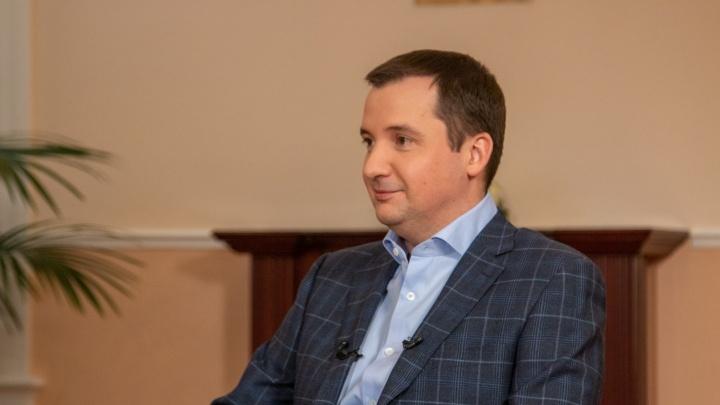 Александр Цыбульский подведет итоги 2020 года в прямом эфире 29.RU