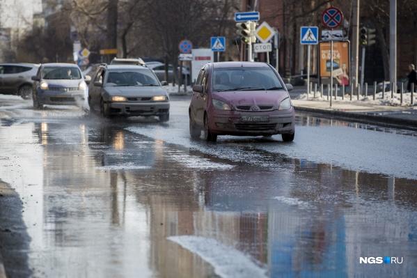 Новосибирцам стоит ожидать потепления не раньше, чем к концу рабочей недели