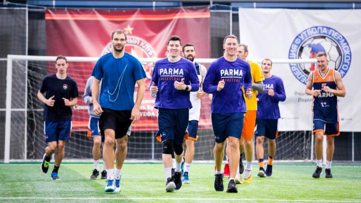 Среди крупных пермских компаний стартовал спортивный челлендж #RunVERRARun