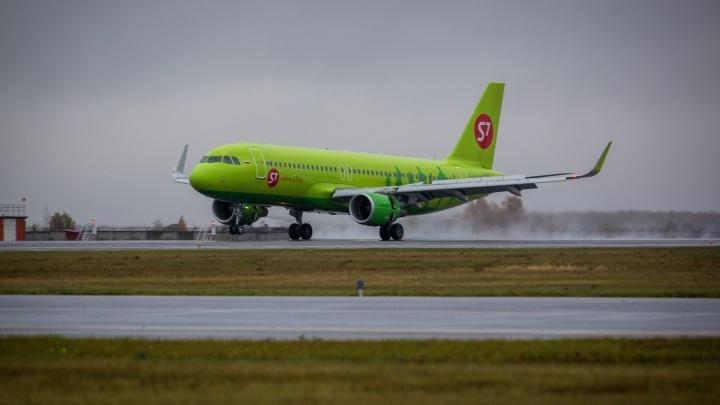Как коронавирус ударил по авиакомпании S7 — «Росавиация» опубликовала данные за апрель