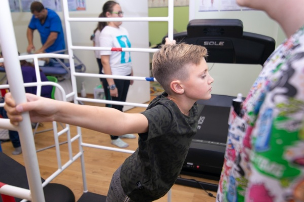 Современное диагностическое оборудование и комплексный подход к коррекции осанки предлагают маленьким пациентам в Центре реабилитации Детского «Евромеда»<br>