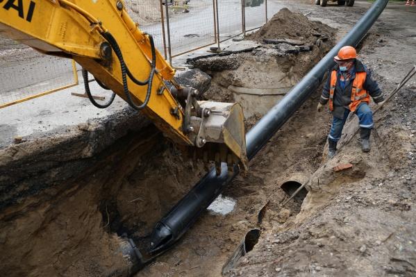 Специалисты водоканала определили проблемные и изношенные участки подземных коммуникаций на дорогах, которые вошли в реализацию проекта в 2020 году