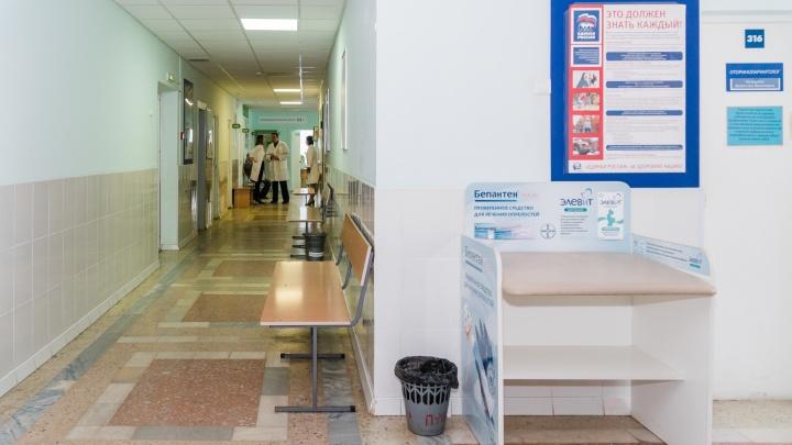 В Прикамье на карантин из-за коронавируса закрыли третью больницу