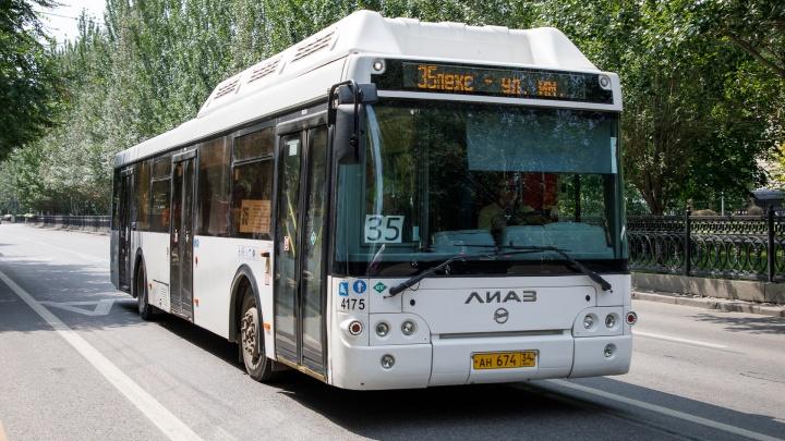 Во всем виноват климат: в мэрии оправдывают духоту в автобусах Волгограда