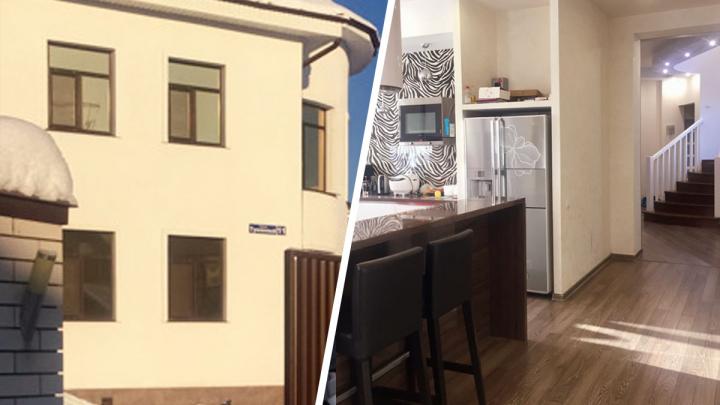 В Екатеринбурге выставили на продажу коттедж по соседству с дачей Эдуарда Росселя