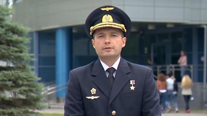 «Нужно дать возможность оставаться командиром»: пилот-герой Дамир Юсупов призвал пойти на голосование