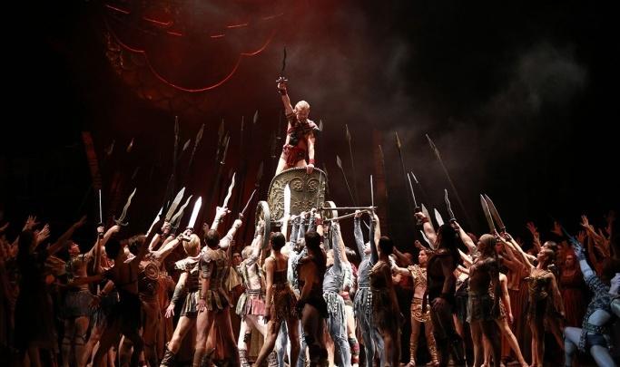 НОВАТ отменил балет «Спартак». В театре рассказали, связано ли это с коронавирусом