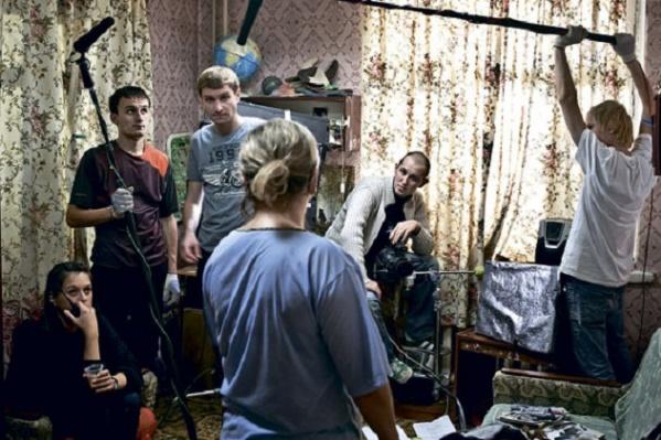 Во время съемок сериала «Реальные пацаны»