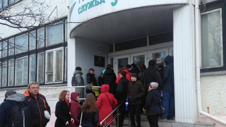 «Такого ажиотажа давно не было»: ярославцы из-за пособий атаковали центр занятости