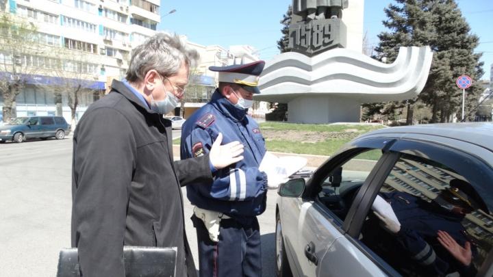 Есть первые «жертвы»: чиновники вышли на улицы для отлова праздношатающихся волгоградцев