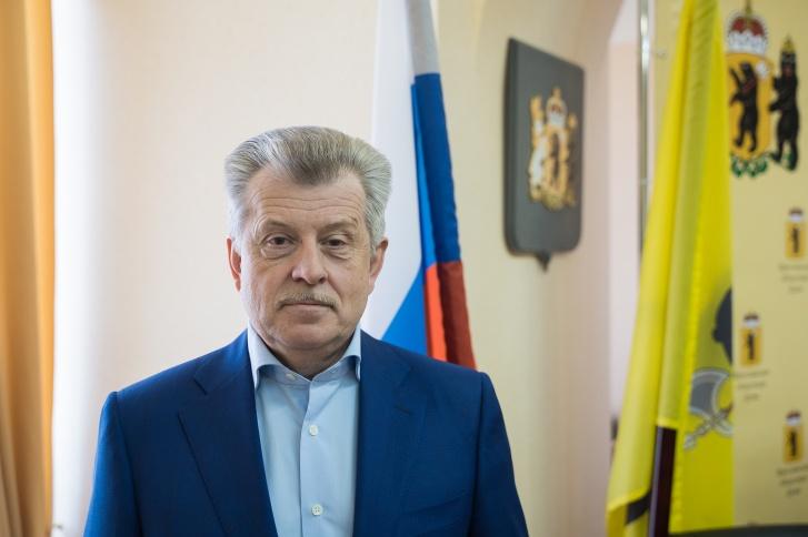 Сергей Вахруков запомнился как губернатор Ярославской области