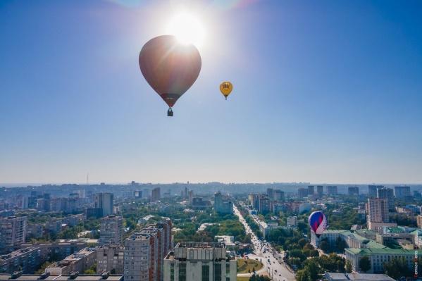 Думаете, узнать город с высоты птичьего полета легко? Вот и проверим!
