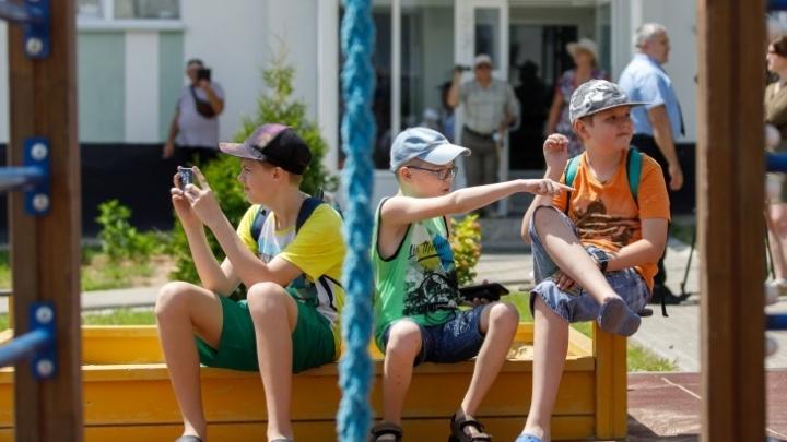В Волгоградской области открыли 51 пришкольный лагерь в пяти районах