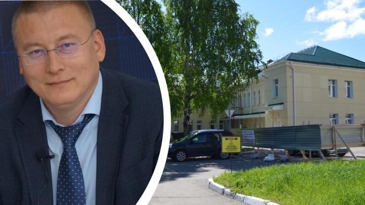 Архангельскую областную больницу перепрофилировали для работы с COVID-19. Сколько это стоило?