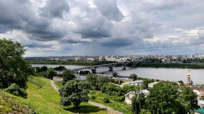 Жара, гроза и всё по новой: МЧС предупреждает нижегородцев об ухудшении погоды