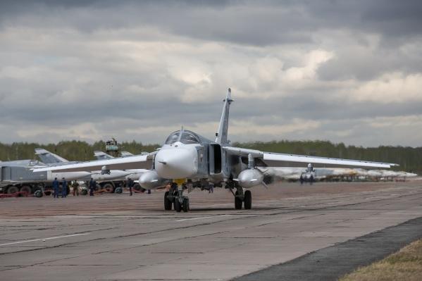 Самолёты будут взлетать с авиабазы под Челябинском