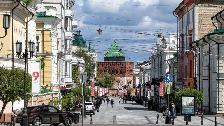 На подготовку к 800-летию Нижнего Новгорода выделят более 20 млрд рублей