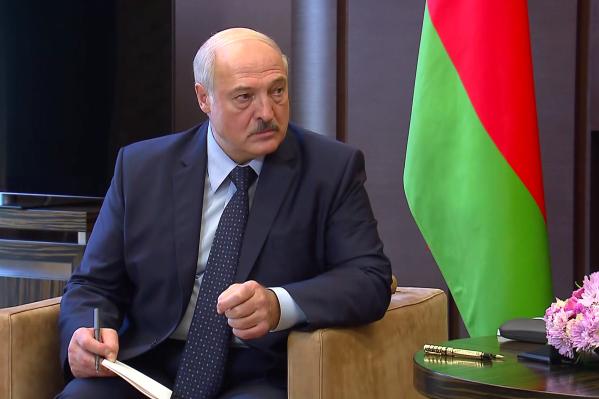 За последнюю неделю Александр Лукашенко встретился с четырьмя российскими губернаторами