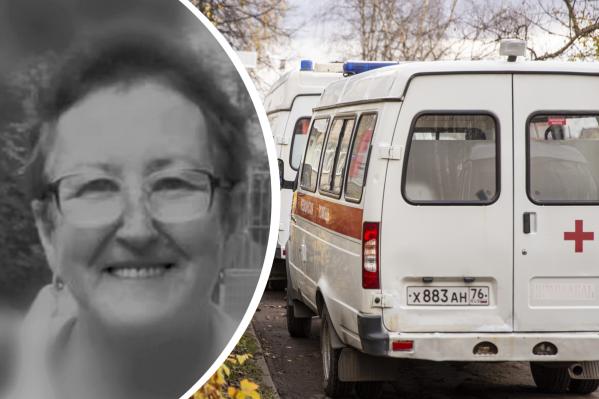 Галина Серова проработала в скорой больше 30 лет