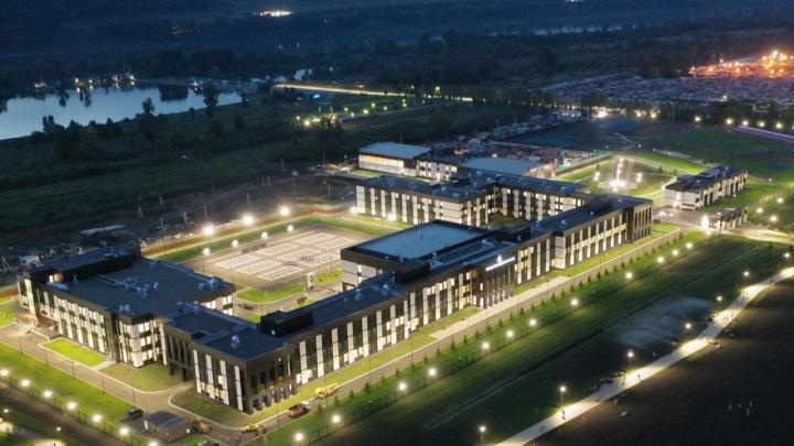 На строительство нового кадетского корпуса в Омске выделили 400 миллионов рублей