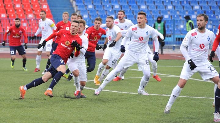 «Крылья Советов» обыграли «СКА-Хабаровск», несмотря на потерю голкипера