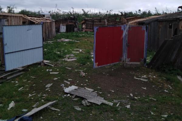 Прокурор Мариинска рассказал жителям деревни, куда написать заявление на возмещение ущерба