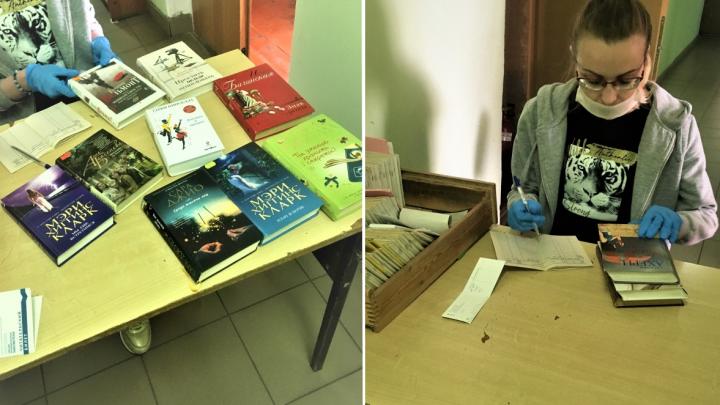 Книги на карантине: смотрим, как работают библиотеки в условиях пандемии