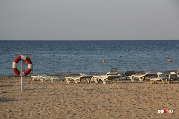 В этом году наиболее популярны черноморские курорты