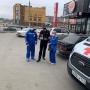 «Макдоналдс» и «Бургер Кинг» начали бесплатно кормить челябинских врачей