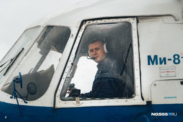 Антон Старовойтов пошёл по стопам отца — военного лётчика