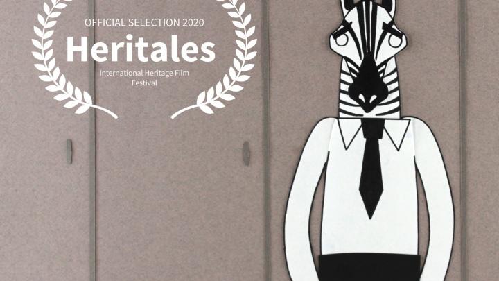 Показывают настоящее лицо только в туалете: новосибирский мультик о масках попал на европейский конкурс