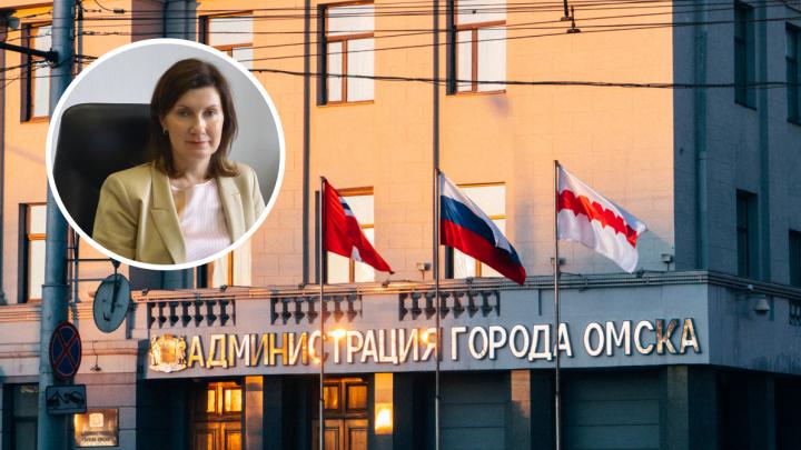 Землячка Буркова возглавила департамент архитектуры в мэрии Омска