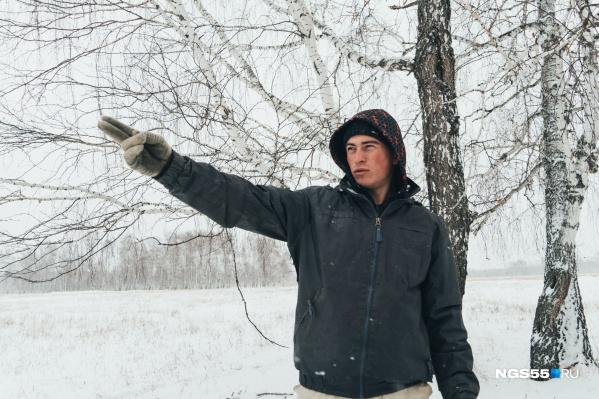 Первым делом Алексей планирует посетить Муромцевский район<br>
