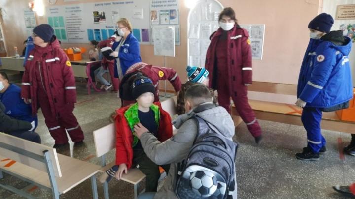 Прокуратура выяснила причины отравления детей в бассейне в Башкирии
