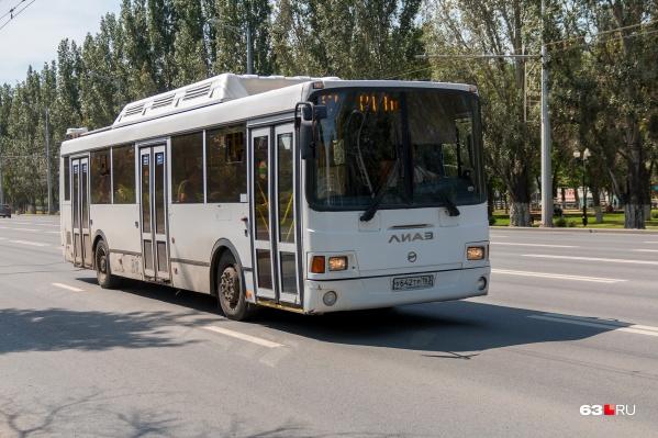 Перевозчик ждет деньги на новый транспорт