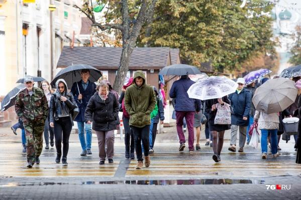 На следующей неделе погода в Ярославле вернётся к показателям климатической нормы для августа