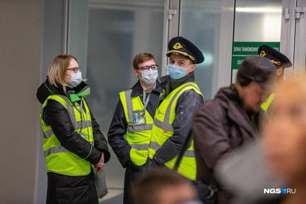 В Новосибирске готовы ко встрече второго борта из Таиланда — для пассажиров рейса уже созданы два обсерватора, в которых они проведут ближайшие две недели