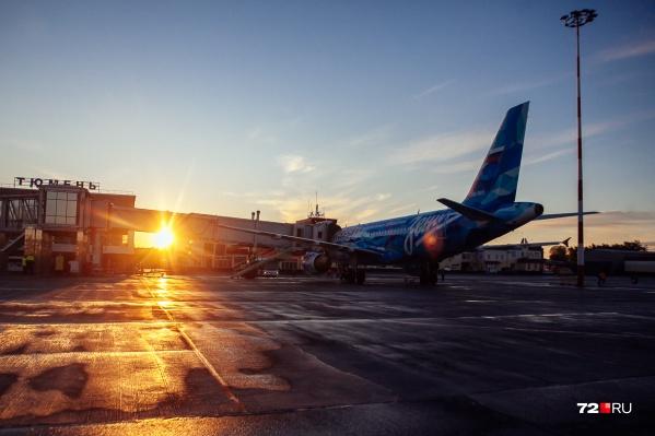 Первые полёты после пандемии для тюменцев могут начаться уже в июне