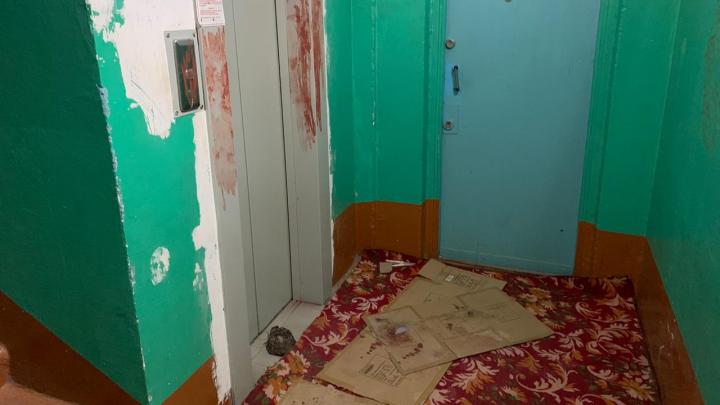 В Омске задержали подозреваемого в убийстве на бульваре Зелёном