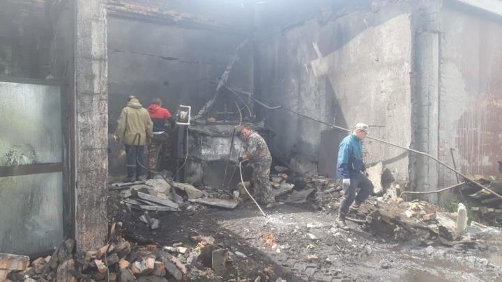 В Маслянинском районе на молочном производстве взорвался котел — два человека в больнице