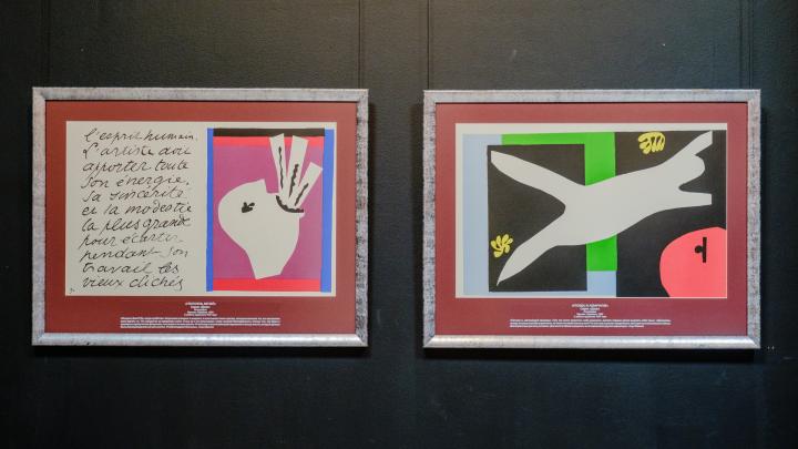 120 литографий Анри Матисса: в Перми открывается выставка известного французского мастера
