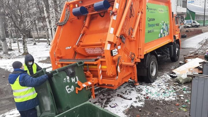 «ЭкоИнтегратор» дважды оштрафовали на 150 тысяч рублей за нарушения при вывозе мусора